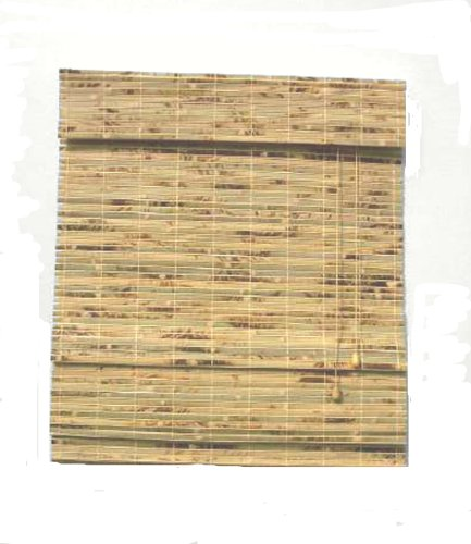 Lewis Hyman 0243227 Kona Roman Shade, 27-Inch Wide by 72-Inch Long, Natural
