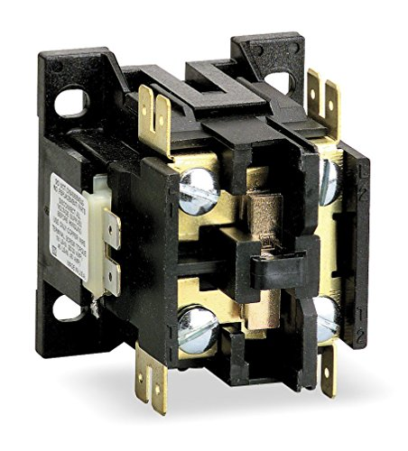 Square D 120VAC Open Definite Purpose Contactor, 30 Full Load Amps-Inductive, 1 Number of Poles - 8910DP31V02
