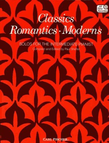 ATF102 - Classics Romantics Moderns Solos for the Intermediate Pianist