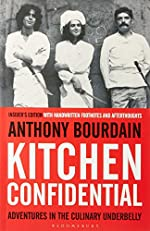 Kitchen Confidential - Insider's Edition. d'Anthony Bourdain