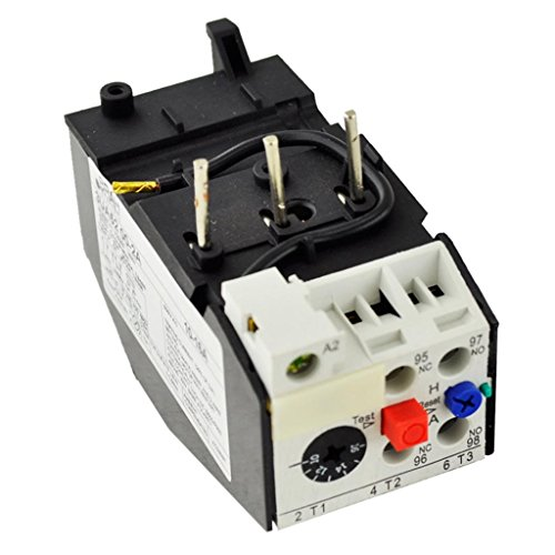 Direct Replacement for Siemens 3UA52-00-1B Overload Relay Direct Replacement with 2 Year Warranty