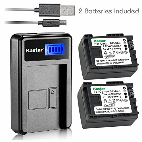 Camera & Camcorder Battery Chargers
