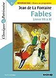 Fables - Livres VII à XI