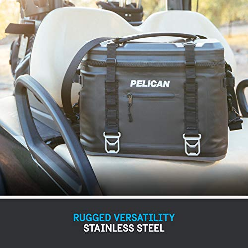 Pelican Elite Soft Cooler (24 Can) - Black