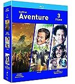 COFFRET AVENTURE Blu-ray - Bienvenue dans la jungle/ Hook- Exclusif Amazon