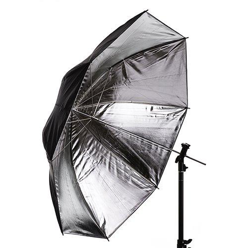 "43"" Silver Umbrella"