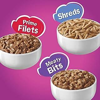 عروض Purina Friskies Poultry Adult Wet Cat Food Variety Pack - (32) 5.5 Oz. Cans