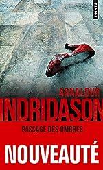 Passage des ombres d'Arnaldur Indridason