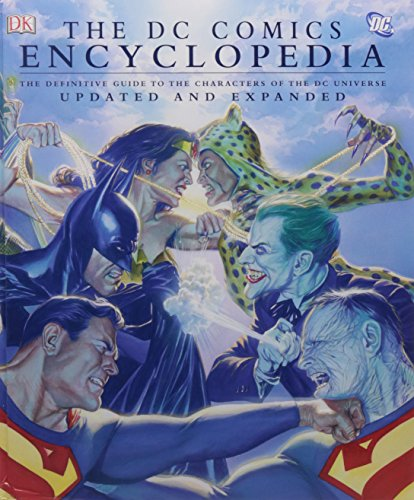 The DC Comics Encyclopedia, Updated and Expanded Edition