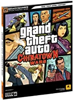 Grand Theft Auto - Chinatown Wars Official Strategy Guide de BradyGames