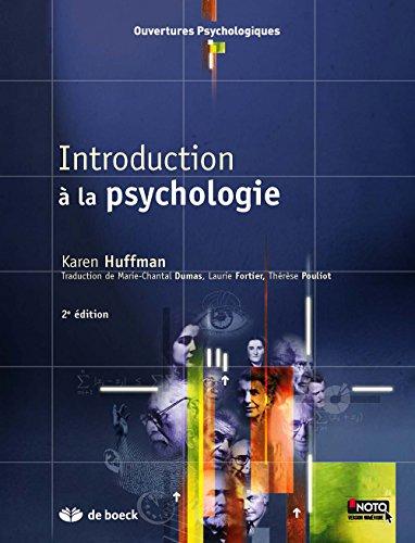 Introduction à la psychologie