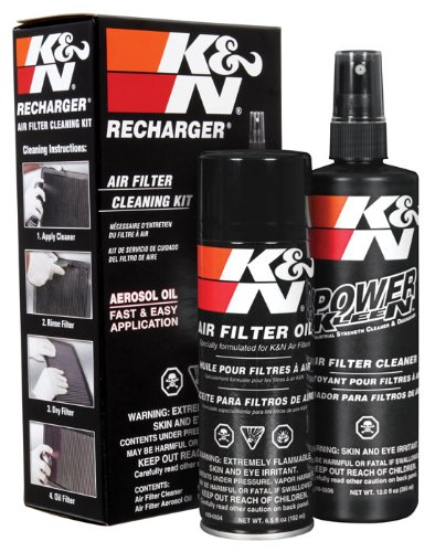 Air Filter Accessories & Cleaning Products