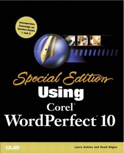 Special Edition Using Corel WordPerfect 10