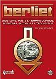 Autocars et Autobus Berliet