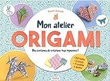 Mon atelier origami - Le livre explicatif avec 3000 feuilles, 3 formats, 15 modèles à décliner