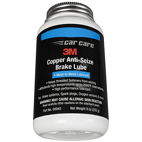 3M Copper Anti Seize - Brake Lube, 08945, 9 oz