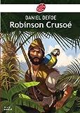 Robinson Crusoé - Texte abrégé de Defoe, Daniel (2013) Poche