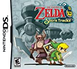 The Legend of Zelda - Spirit Tracks [import anglais] (Jeu en langue Française)