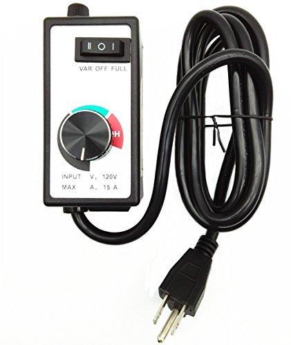 DIGSELL Fan Speed Controller Motor Rheostat Motor Speed Controller for Duct and Inline Fans