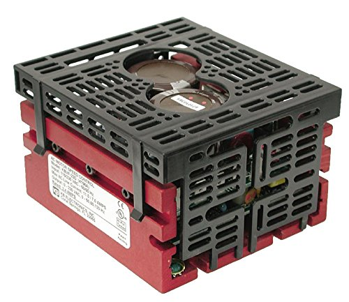 KB Electronics, 9676, KBVF-23P, .5HP, 3-Phase, 200-240V (Input), IP 20 Enclosure, Variable Frequency Drives
