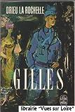 Gilles - Le livre de poche