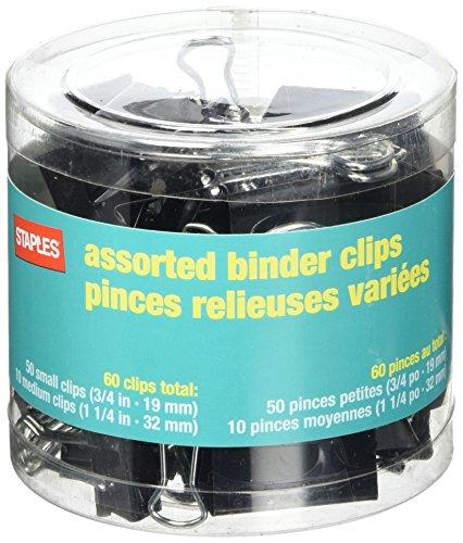 Binder & Paper Clips