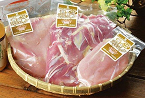 特産地鶏 青森シャモロック 正肉1羽セット(約1.0kg)