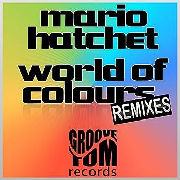World Of Colours (Remixes)