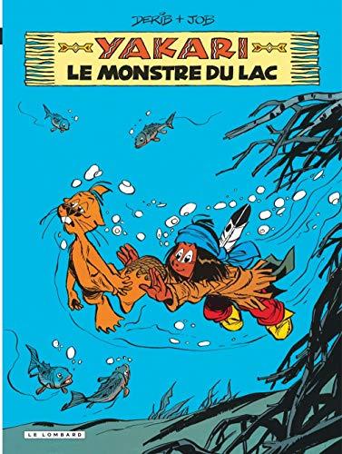 Yakari - tome 17 - Monstre du lac (Le)