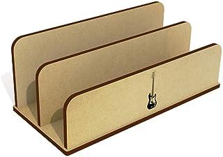 Azeeda 'Guitare Basse' Lettre Titulaire / Organisateur (LH00045493)