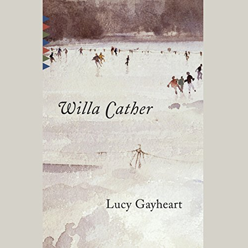 Lucy Gayheart audiobook cover art