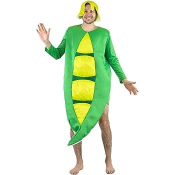 Bodysocks® Disfraz de Guisante Adulto: Amazon.es: Juguetes y juegos