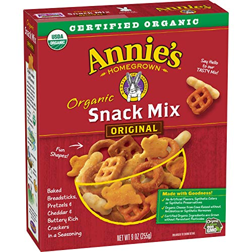 Annie's Homegrown Organic Snack Mix…