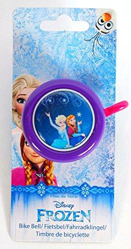 Unbekannt Disney Frozen Eiskönigin Kinder Fahrrad Klingel Fahrradklingel Glocke