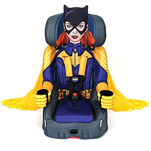 Affordable KidsEmbrace 2-in-1 Harness Booster Car Seat, DC Comics Batgirl