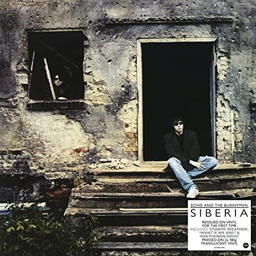 Siberia (Gatefold 180 Gr.Translucent 2-Vinyl) [Vinyl LP]