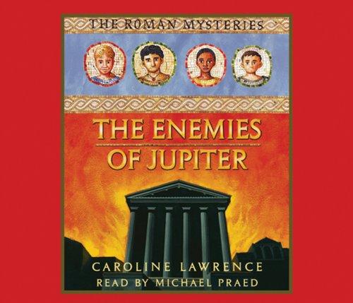『The Enemies of Jupiter』のカバーアート