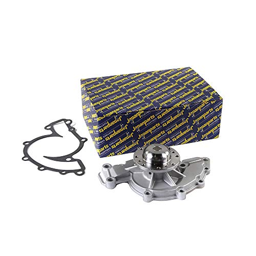 MOCA Water Pump Kit for 05-09 Buick LaCrosse Allure & 00-05 Chevy Impala & 97-07 Pontiac Grand Prix & 96-05 Buick Park Avenue 3.8L