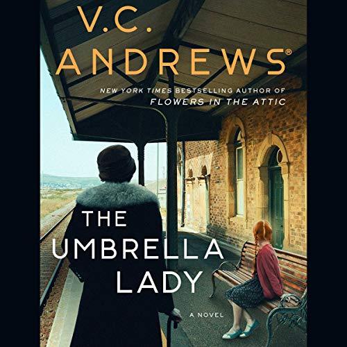 The Umbrella Lady audiobook cover art