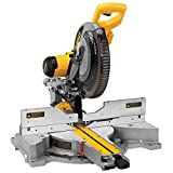 DEWALT 12-Inch Sliding Compound Miter Saw, Double...
