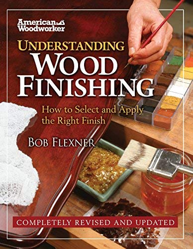 Understanding Wood Finishing: How to Select and Apply the Right Finish (American Woodworker) (American Woodworker (Hardcover)) by Bob Flexner (2010-10-15)