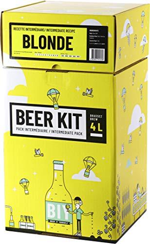 Kit de Brassage Intermédiaire, Je Brasse 4 litres...