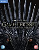 Game Of Thrones S8 (3 Blu-Ray) [Edizione: Regno Unito] [Blu-ray]