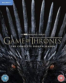 Game of Thrones  Season 8 [Blu-ray] [2019]