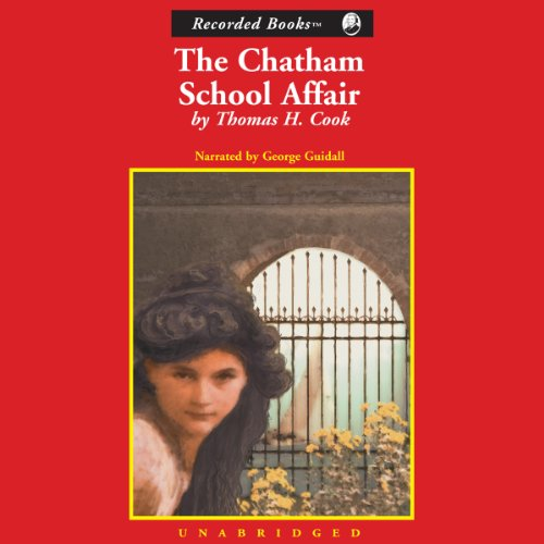 The Chatham School Affair audiobook cover art