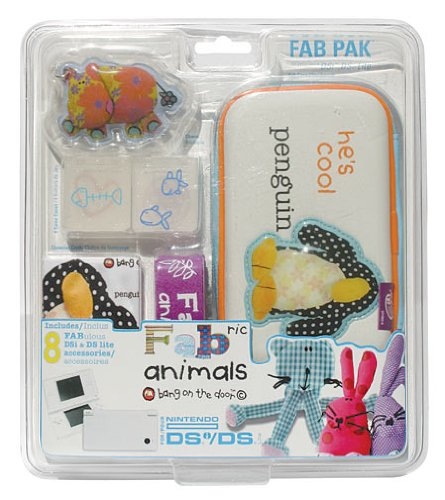 Award Cheap mail order specialty store DSL DSi FAB Pak Penguin -
