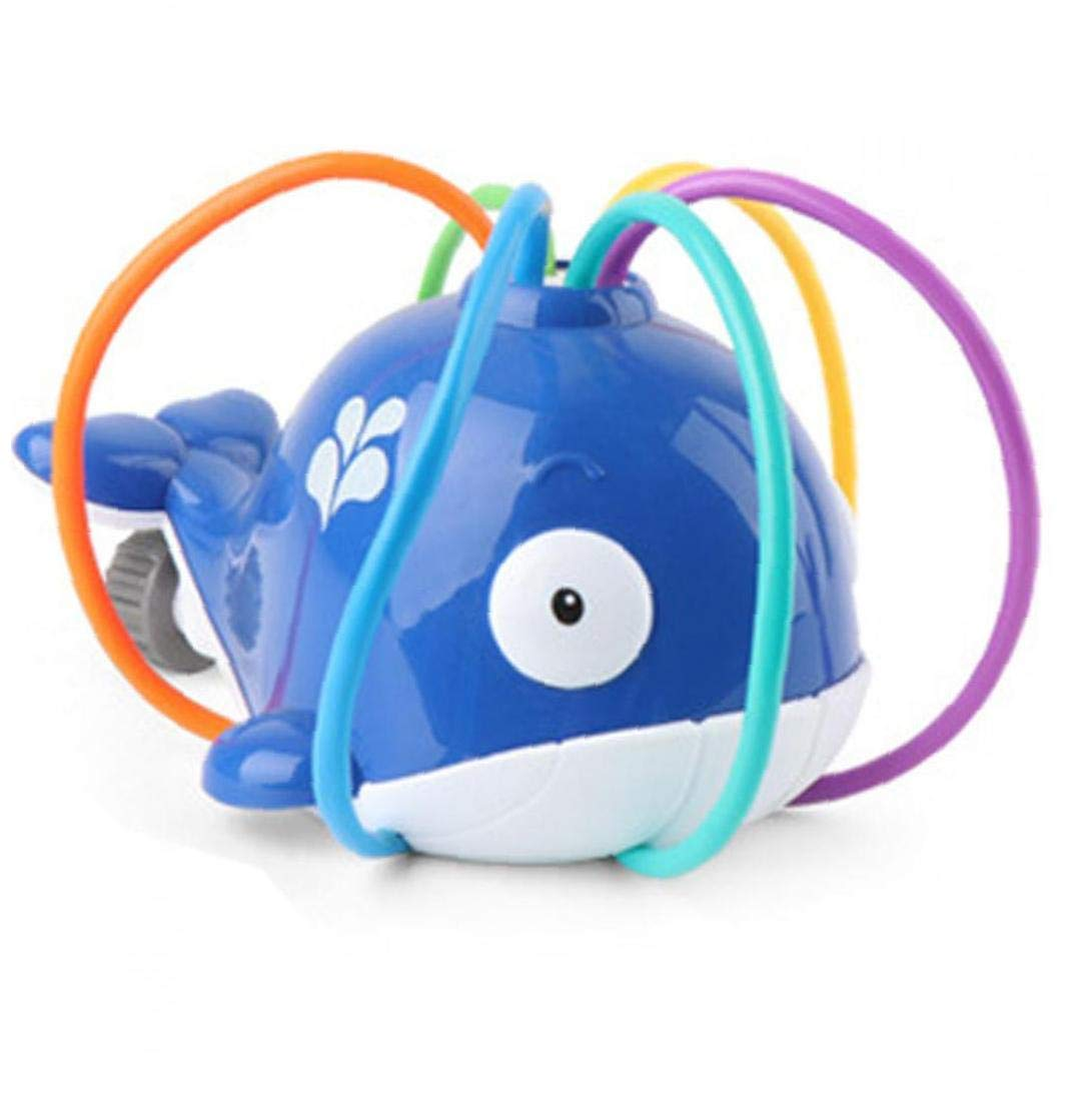 San Diego Mall 1pc Whale Sprinkler for Store Kids Cartoon Spri Spinning Outdoor