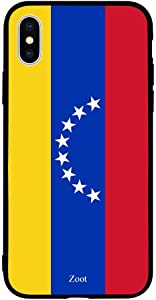iPhone XS / 10s Case Cover Venezuela Flag Zoot High Quality Design Phone Covers