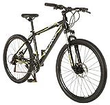 Vilano Ridge 1.0 Mountain Bike MTB 21 Speed with Disc Brakes