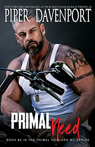 Primal Need (Primal Howlers MC Book 2)